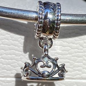 Pandora Disney Ariel's Tiara Dangle